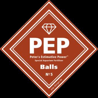 PEP-Balls Bodendüngekugeln für Aquarienpflanzen