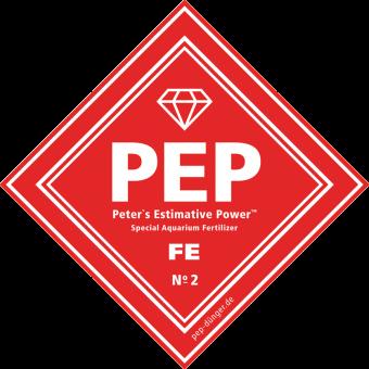 PEP-FE Eisenvolldünger für Aquarienpflanzen
